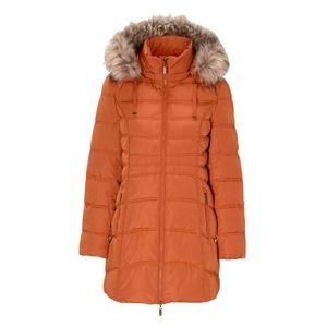 Covington Down Filled Winter Coat Fur Hood